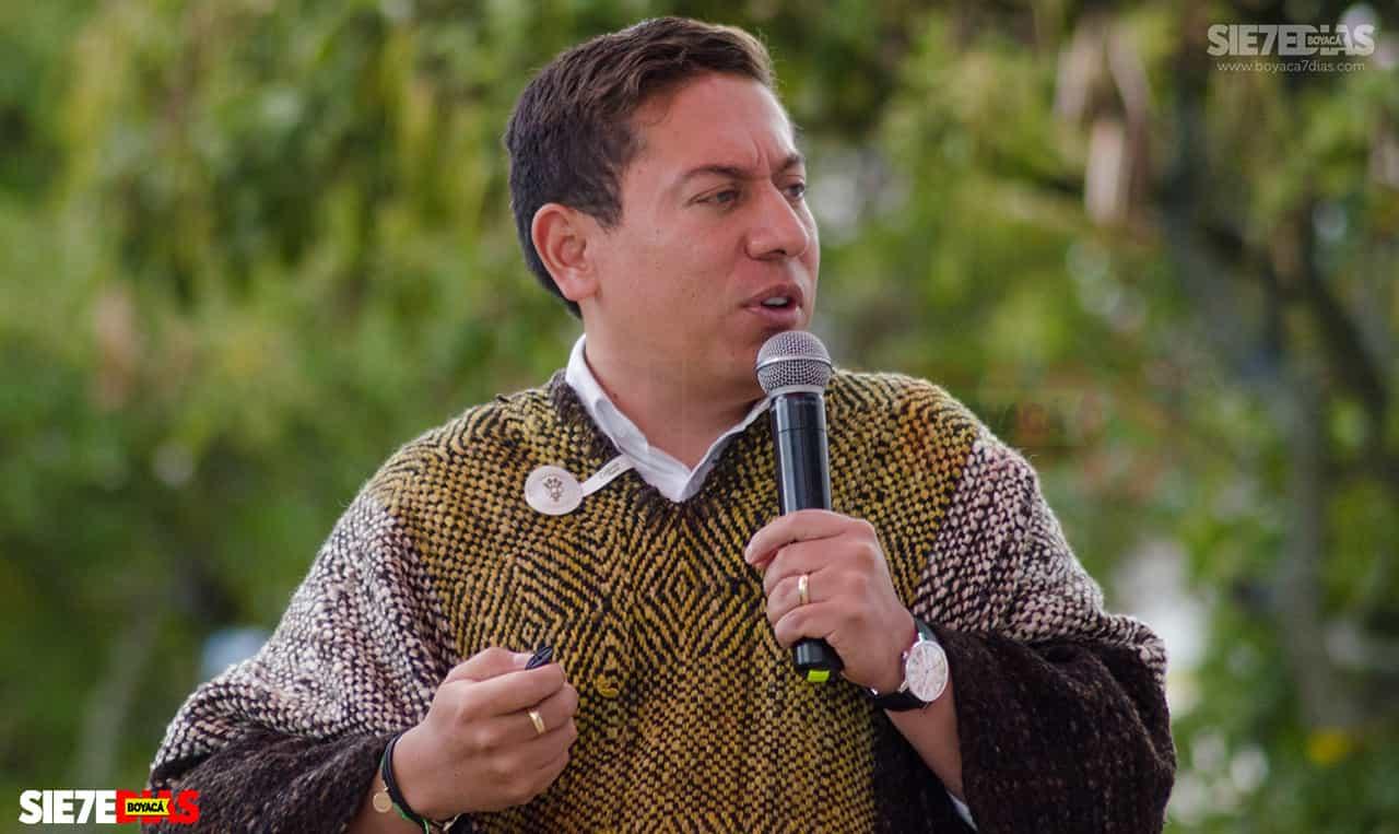 Las respuestas de Carlos Amaya sobre su candidatura por la Presidencia y a preguntas incómodas sobre Boyacá #LaEntrevista7días 6