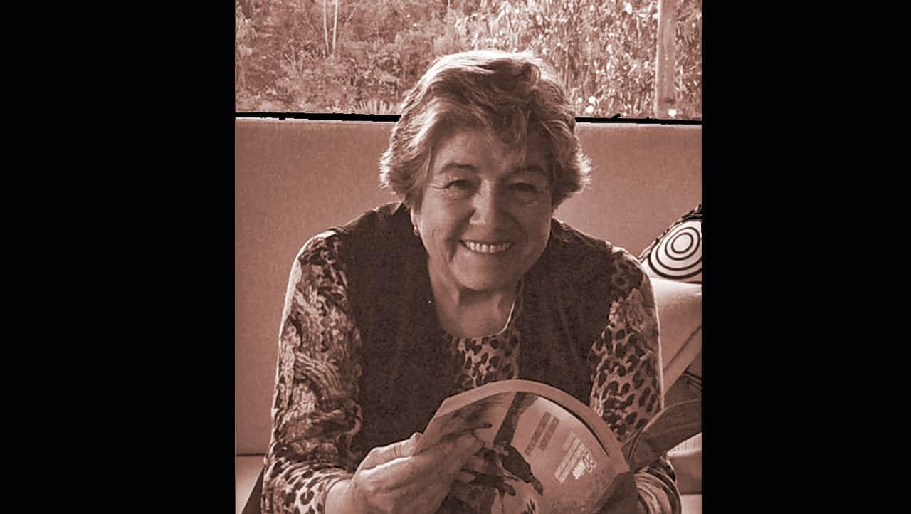 Se fue la profe Cecilita, la recordada directora de las Damas Rosadas 1