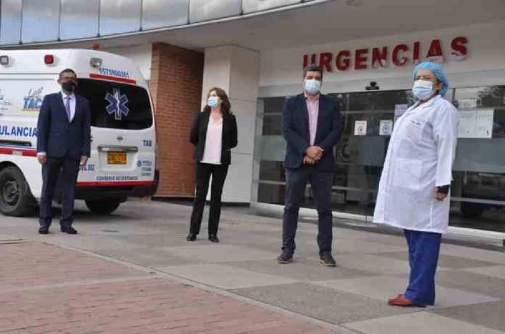 La Clínica El Laguito y el Hospital de Sogamoso, en emergencia funcional 1
