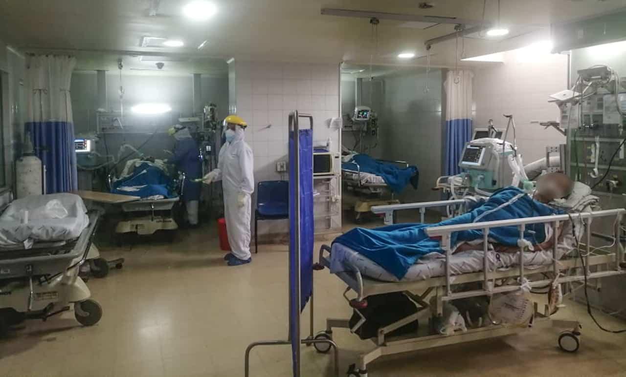 Este lunes se confirman 548 casos positivos y diecinueve fallecimientos asociados a COVID-19 en Boyacá 1