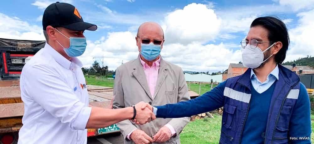 Con una inversión de $525.000 millones, inicia construcción de doble calzada Zipaquirá - Ubaté - Chiquinquirá 1