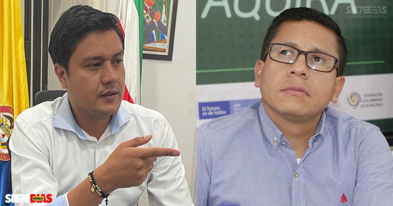 Qué tienen en común los alcaldes de Garagoa y Gámeza #Tolditos7días 1