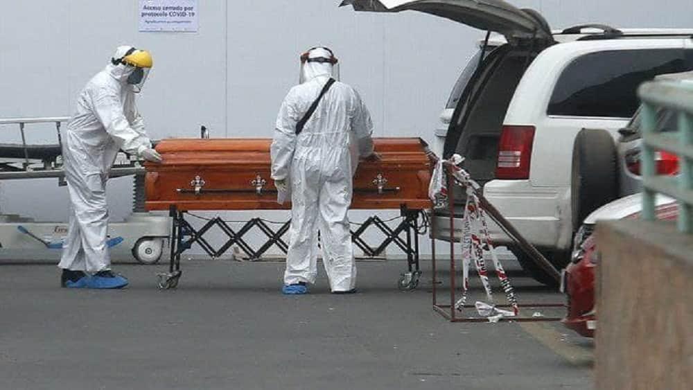 Boyacá superó los 2.000 muertos por COVID-19 este fin de semana 1
