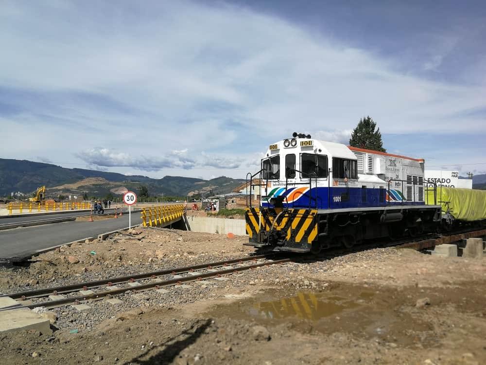 Fueron reintegrados a sus puestos varios trabajadores del ferrocarril #Tolditos7días 1