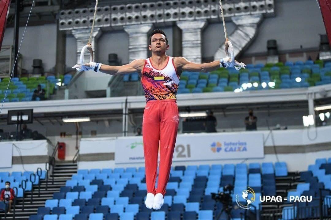 Kristopher Bohórquez, el talentoso gimnasta boyacense que no se cansa de ganar medallas 1