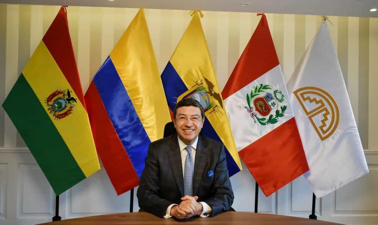 Minicumbre de presidentes en Villa de Leyva este viernes, para entregar la presidencia de la CAN #LaEntrevista7días 1