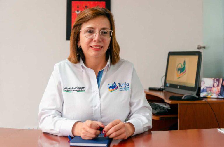 La radiografía de lo que está pasando hoy en medio de la pandemia en Tunja, según la Secretaria de Protección Social #LaEntrevista7días