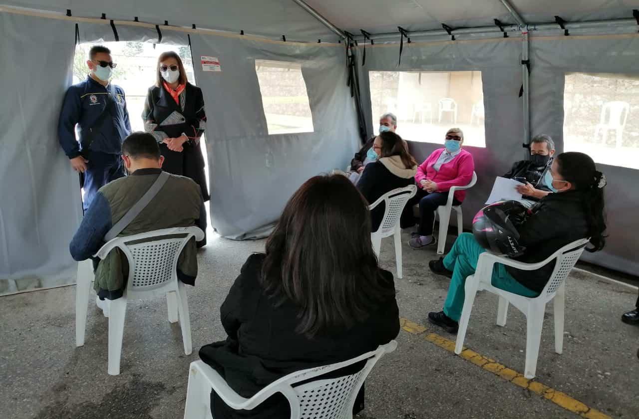 La radiografía de lo que está pasando hoy en medio de la pandemia en Tunja, según la Secretaria de Protección Social #LaEntrevista7días 2