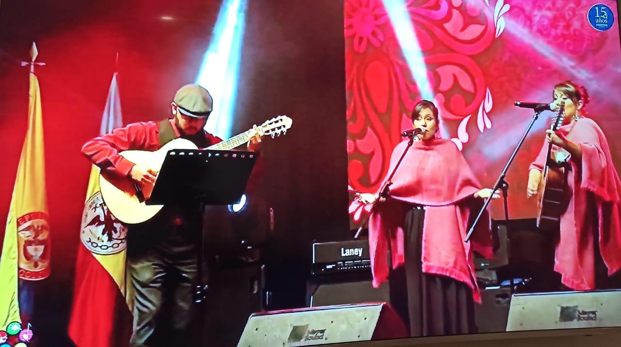 El triunfo de los Boyacenses en el XVIII Concurso Nacional de Duetos y Música Andina Colombiana en Cajicá 1