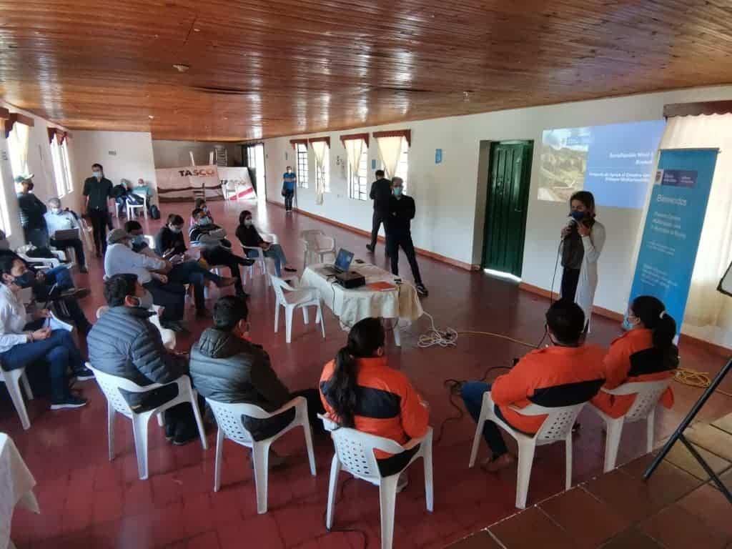 El municipio de Tasco replantea su futuro con la actualización de su 'carta de navegación' #LaEntrevista7días 3