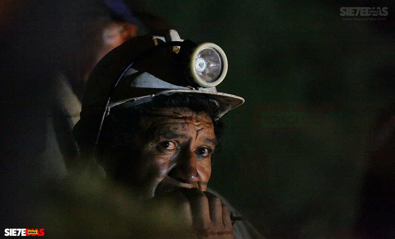 ¿Por qué si la pandemia no los ha afectado, los mineros de Boyacá también la están viendo negra? 1