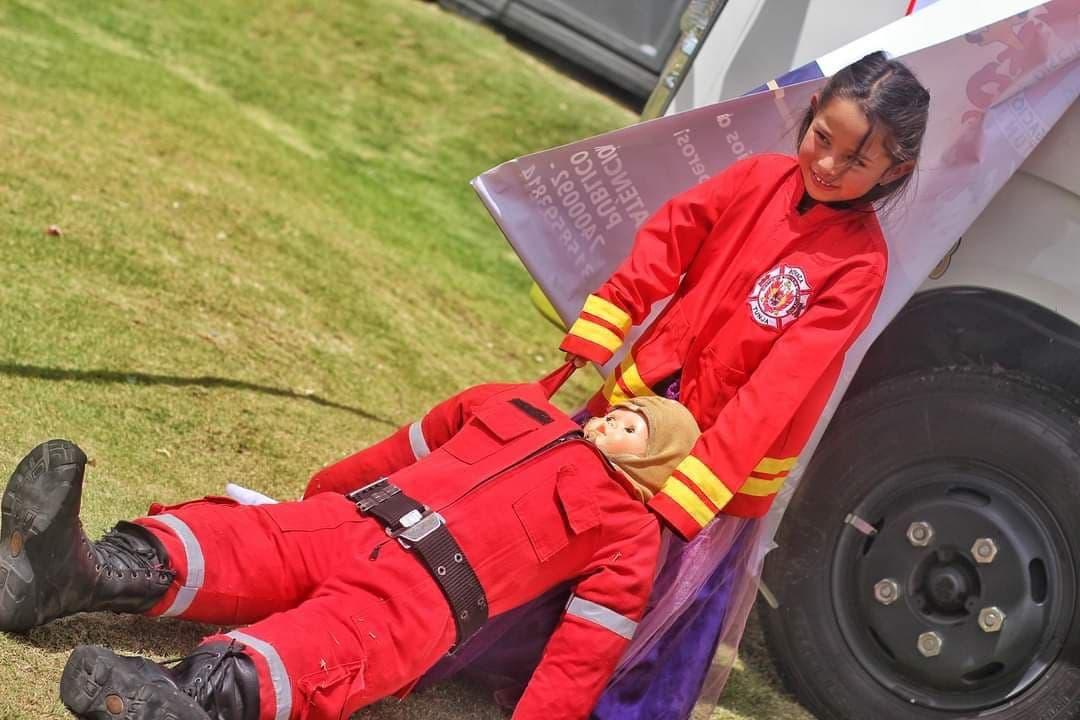 ¿Quieres ser bomberito por un día? Te contamos qué debes hacer 1