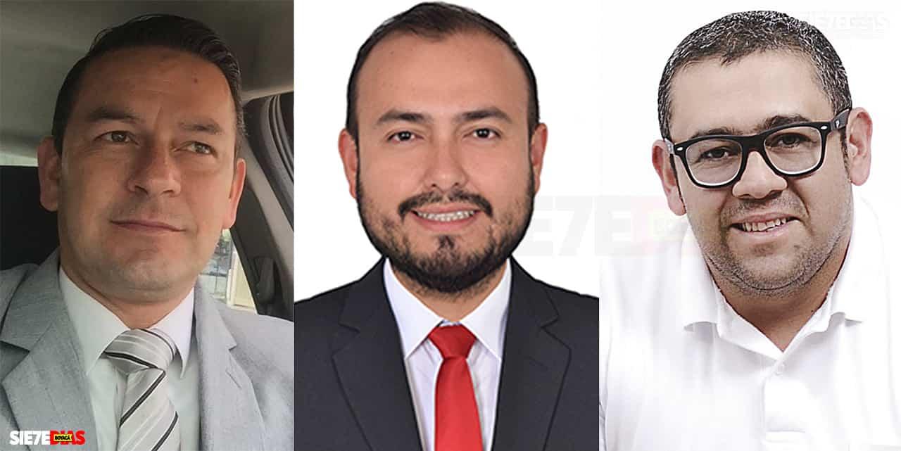 Los tres concejales y el coronavirus #Tolditos7días 1
