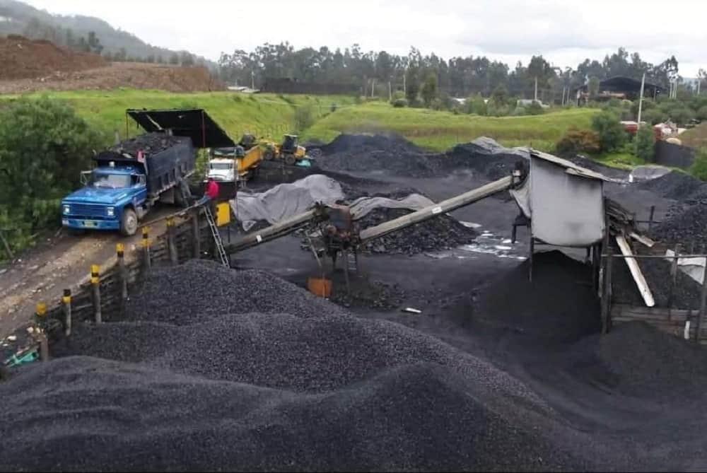 Corpoboyacá cerró explotaciones mineras en Cucaita, Corrales y Sogamoso