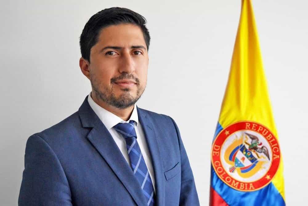 Se posesionó el personero municipal encargado de Sogamoso #Tolditos7días 1