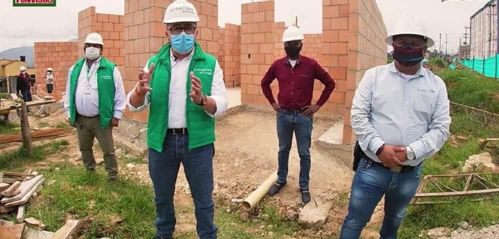 Alcaldía de Sogamoso busca terminar proyectos de vivienda que dejaron inconclusos otras administraciones #LaEntrevista7días 2