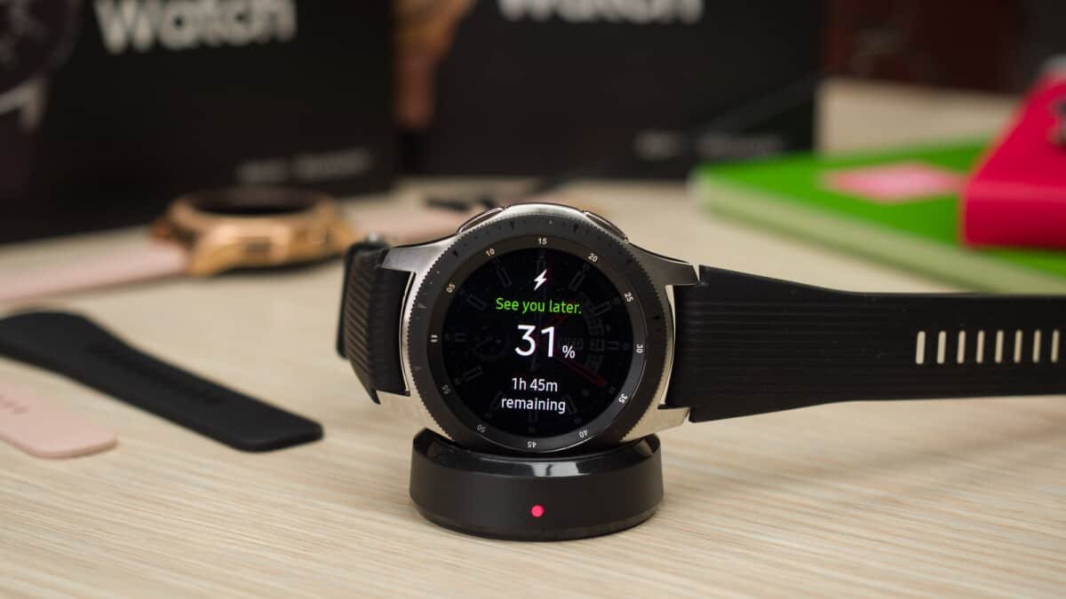 Samsung presentó su experiencia de usuario One UI Watch 1