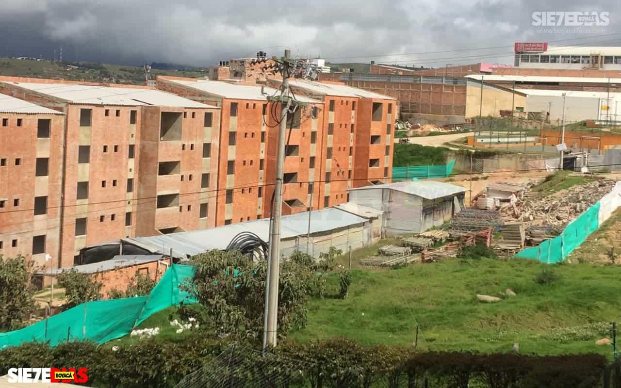 En Tunja 11 años después, 589 familias sin solución de sus viviendas 1