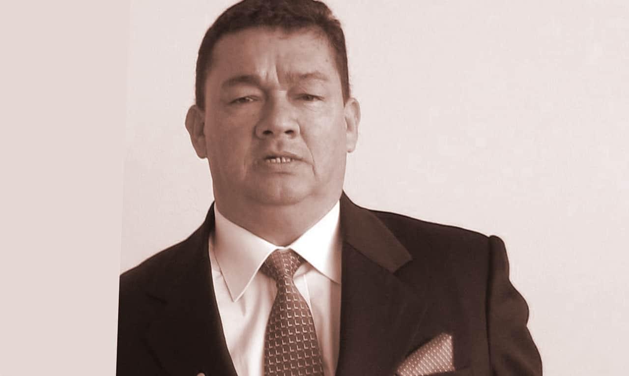 Adiós a un gran líder, Ulberto Rojas Jiménez 1