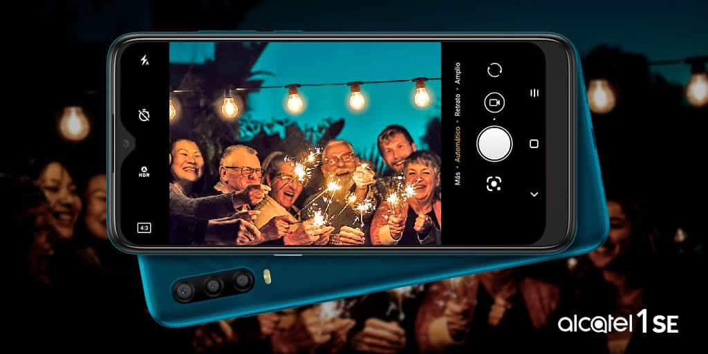 El nuevo smartphone Alcatel 1SE llega a Colombia 1