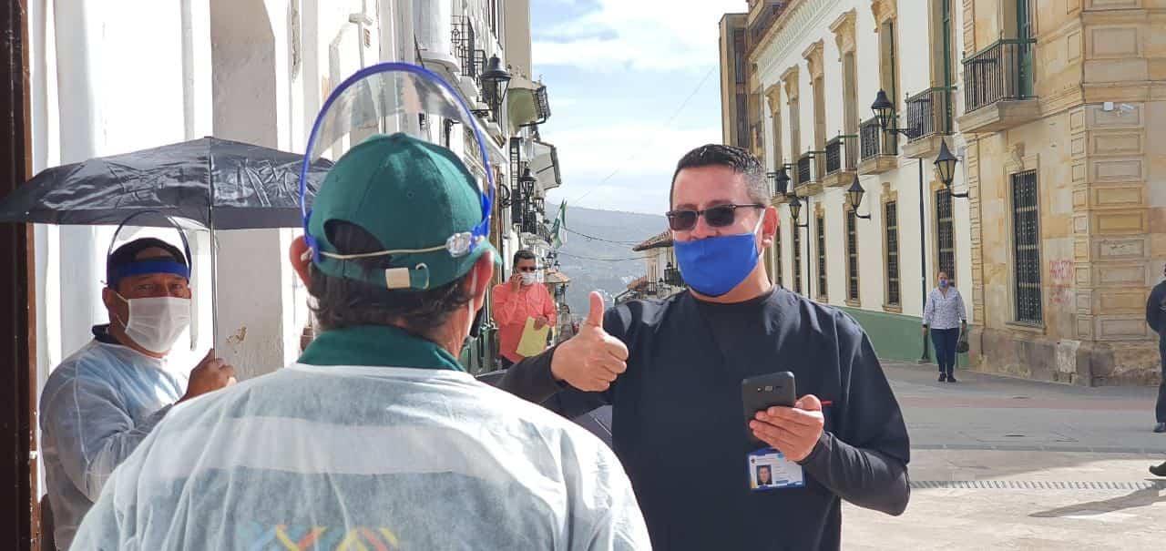 La radiografía de lo que está pasando hoy en medio de la pandemia en Tunja, según la Secretaria de Protección Social #LaEntrevista7días 3