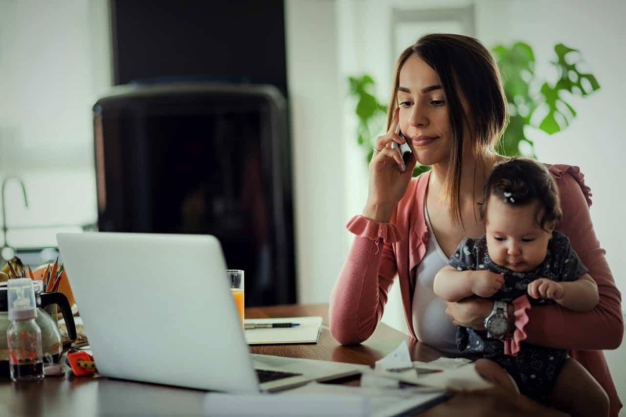 Las madres y el mundo laboral, una nueva relación en tiempos de teletrabajo 1