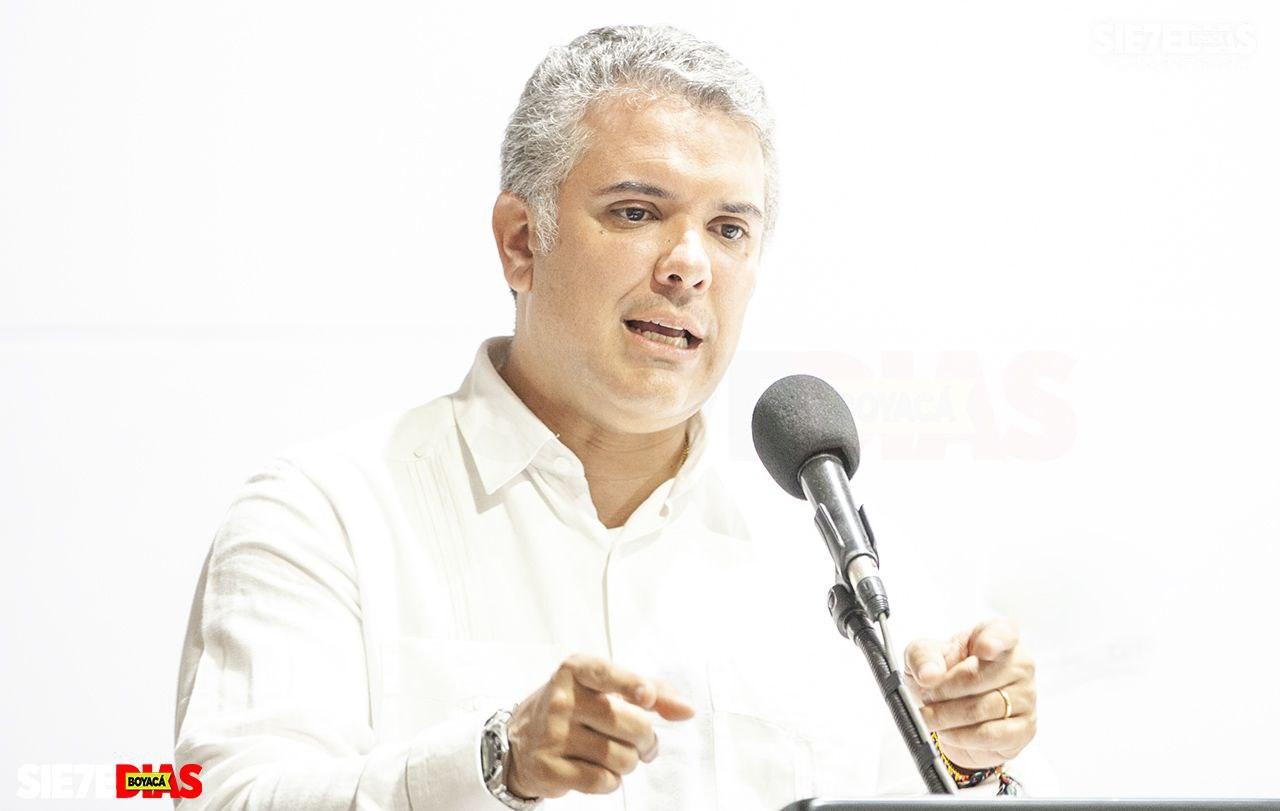 Minicumbre de presidentes en Villa de Leyva este viernes, para entregar la presidencia de la CAN #LaEntrevista7días 4
