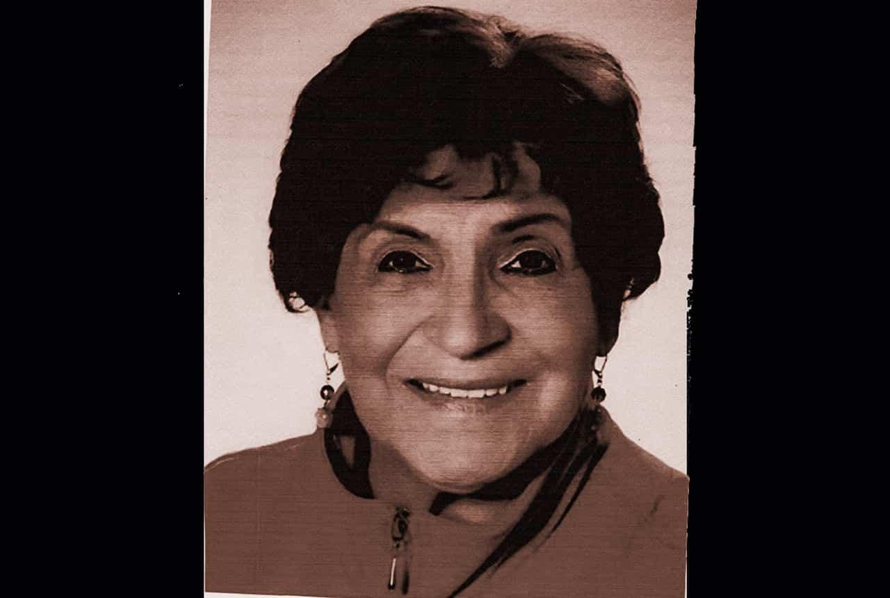 Tristeza por la muerte de la querida profesora Flor Marina 1