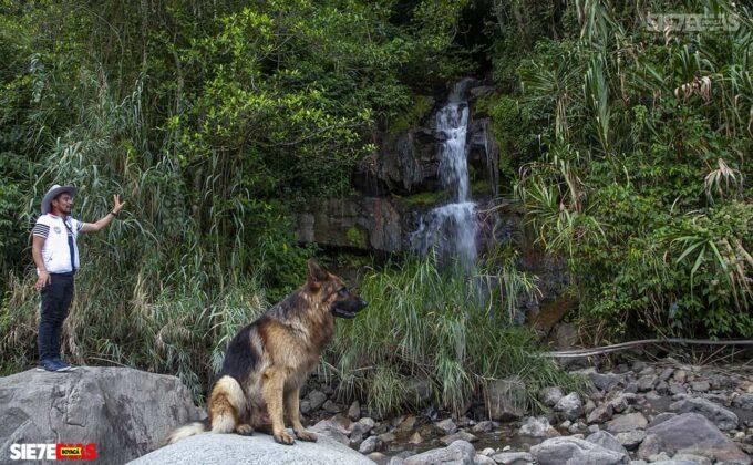 [Galería] - La cascada termal más alta de Colombia, un atractivo para disfrutar en familia en el municipio de Zetaquira 11