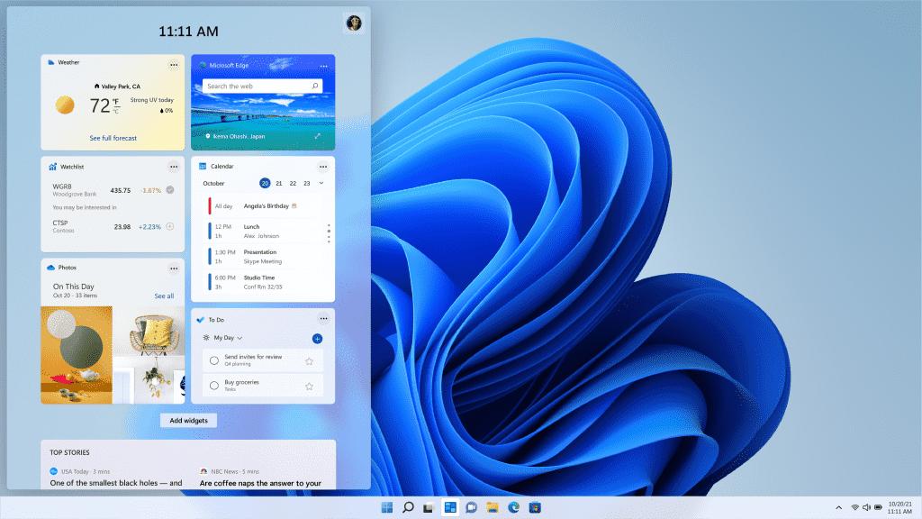 Y llegó Windows 11 con un mensaje de reflexión 2