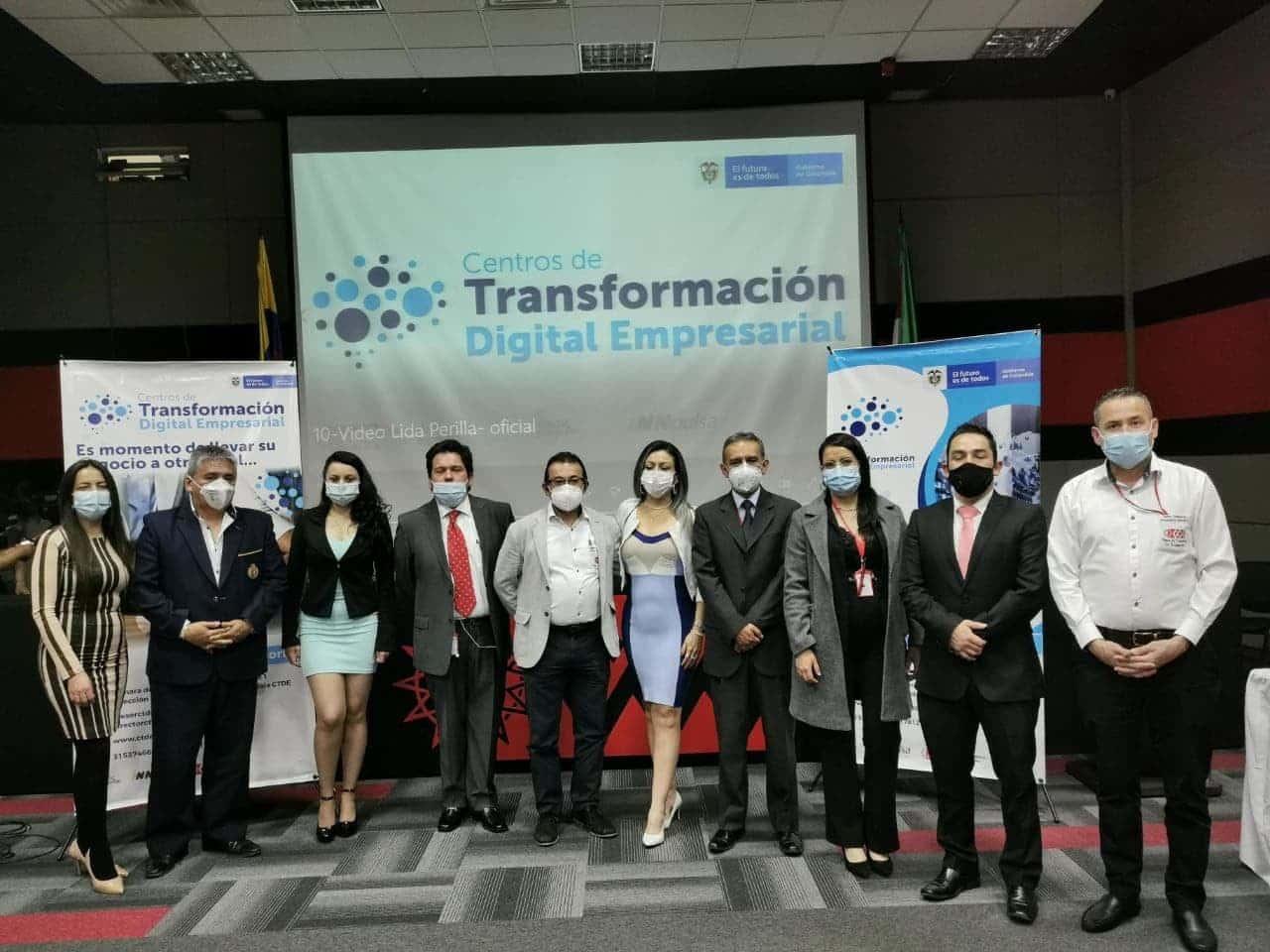 La Cámara de Comercio de Sogamoso finaliza una segunda fase de su Centro de Transformación Digital Empresarial (CTDE) 4