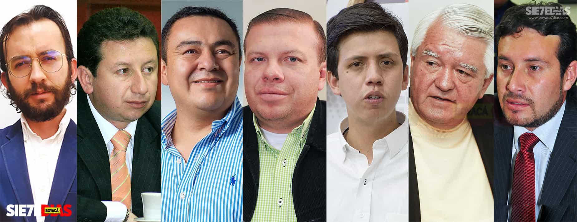 Estos serán los siete candidatos a la Alcaldía de Duitama #Tolditos7días 1