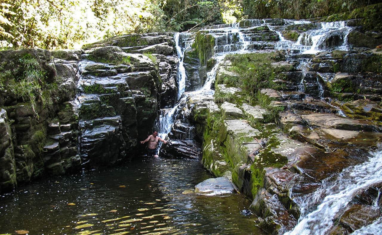 [Galería] - ¿Ya conoce las cascadas de Moniquirá? Aquí le contamos de lo que se está perdiendo #AlNatural 1