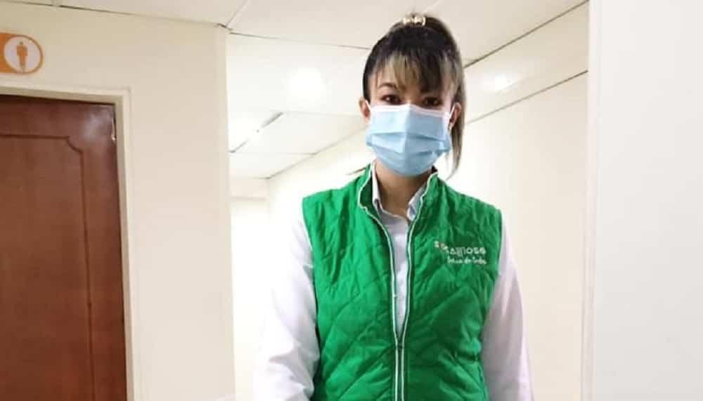 Diana Catalina Delgado Jiménez, gerente de la ESE Salud Sogamoso. Foto: archivo particular