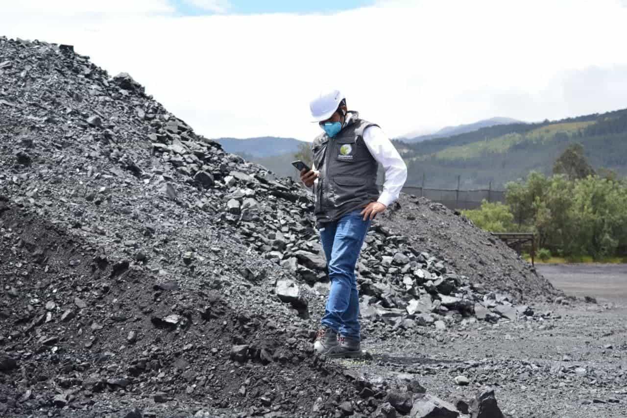 Por incumplir normas ambientales, Corpoboyacá cerró 5 centros de acopio de carbón en Sogamoso y Nobsa 1