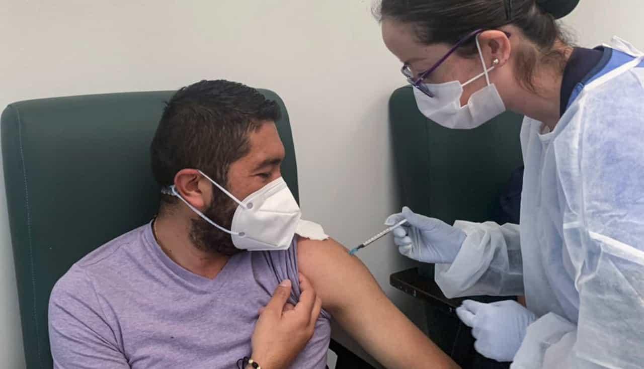 César Pachón ya está vacunado #Tolditos7días 1