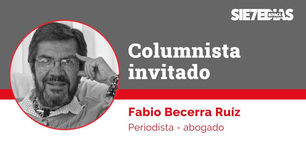 La anécdota con German Castro Caicedo - Fabio Becerra Ruiz #ColummnistaInvitado 1
