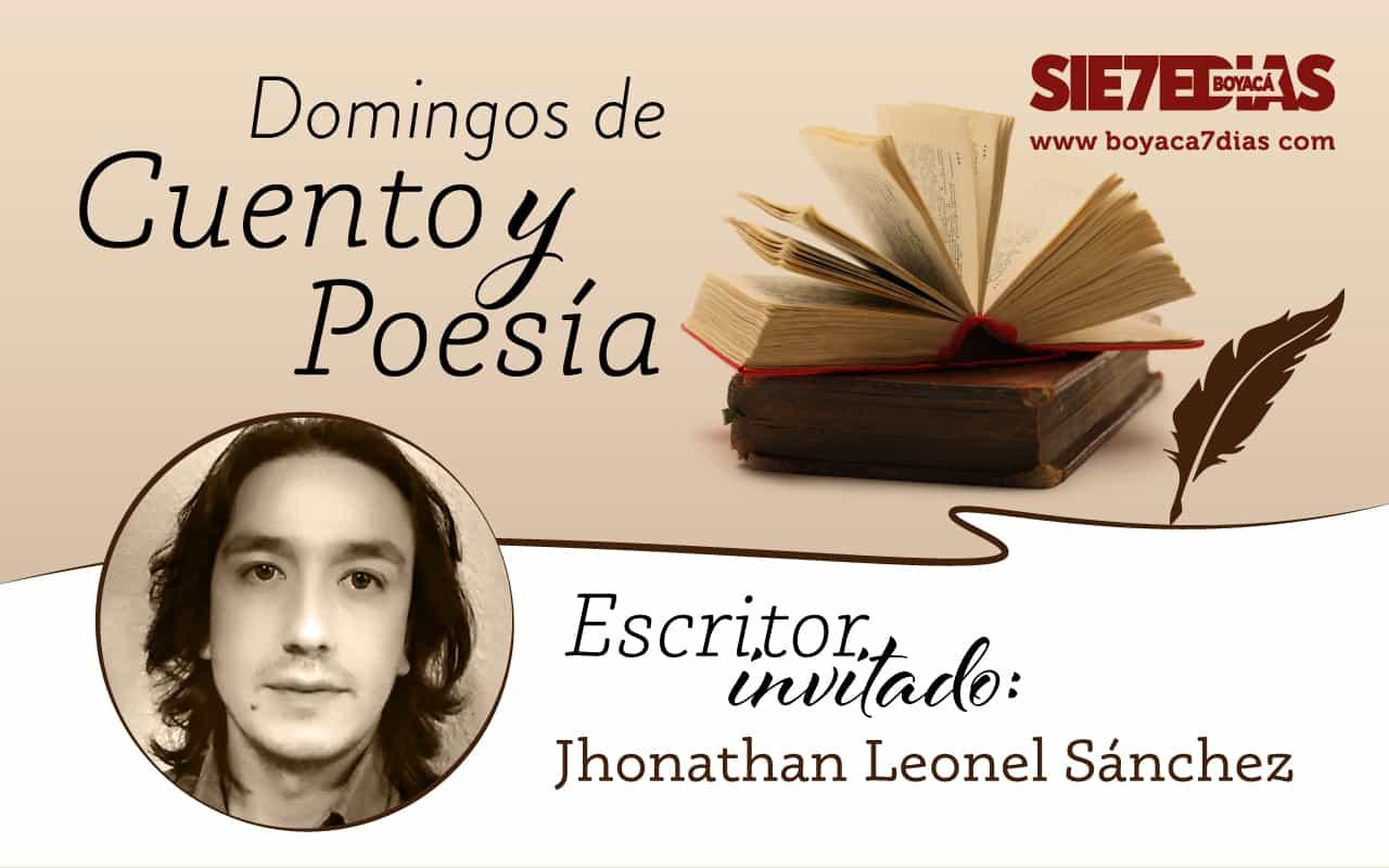 Paisaje del amor deshabitado - Jhonathan Leonel Sánchez #DomingosDeCuentoYPoesía 1