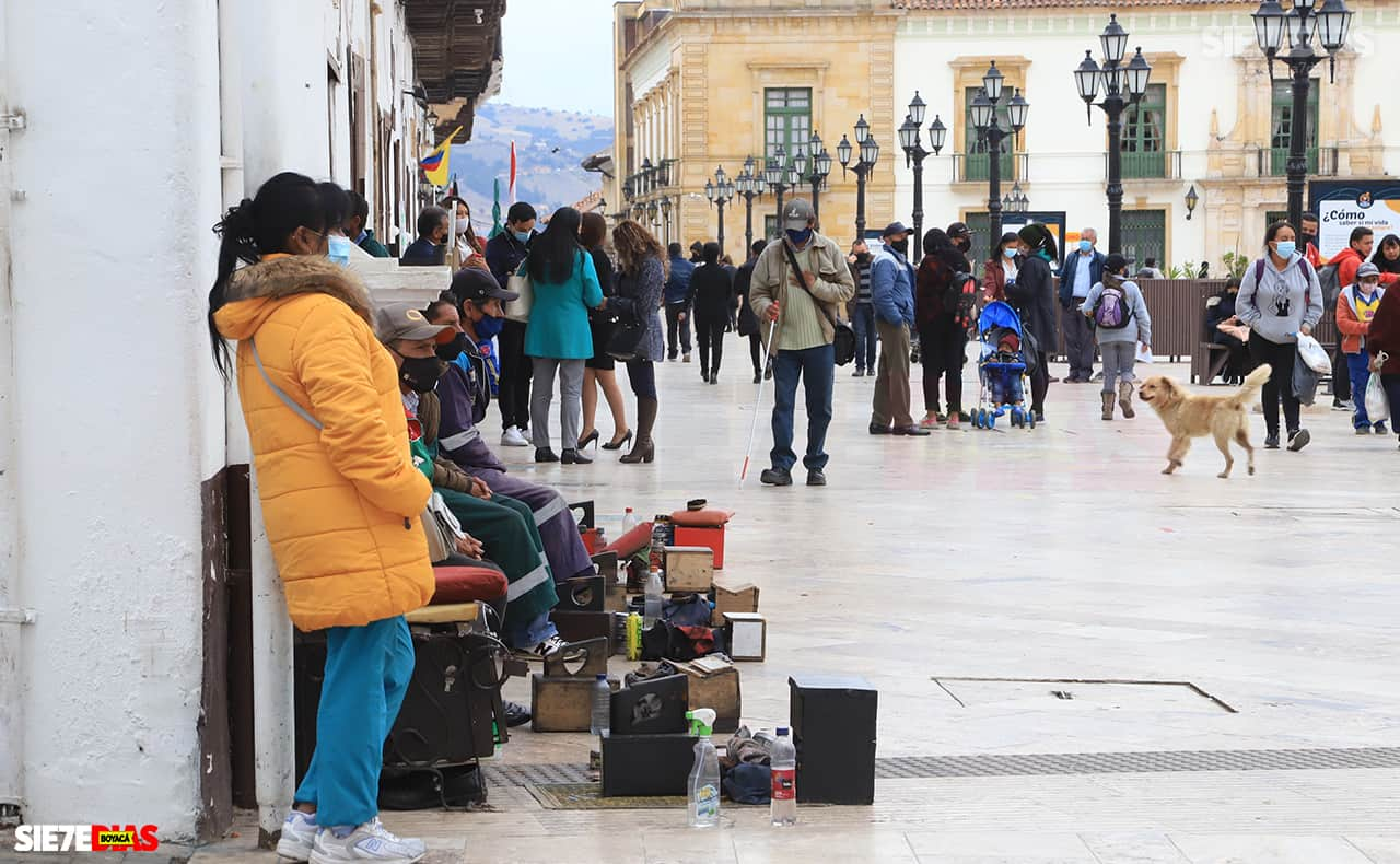 El sube y baja del desempleo en Tunja 1