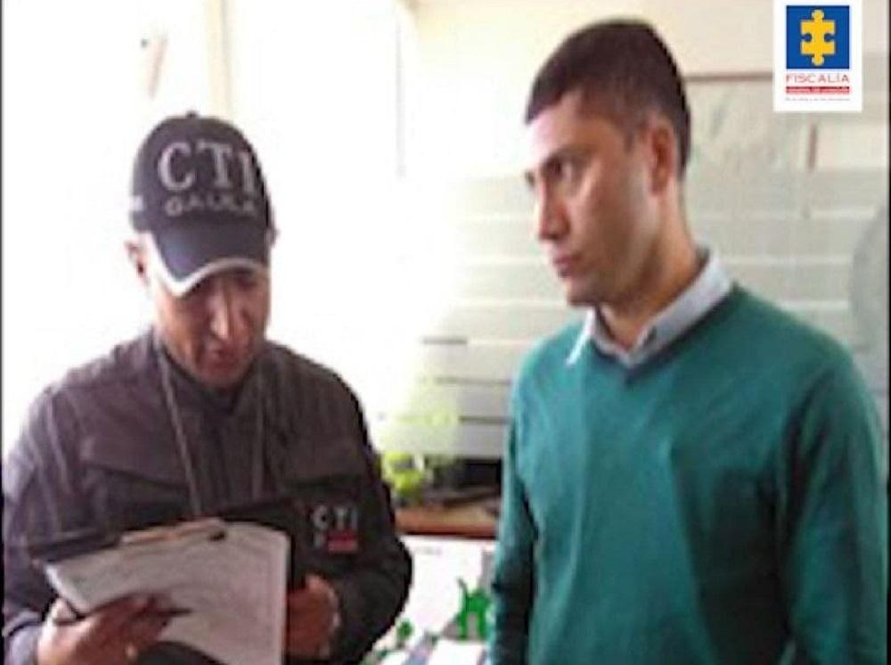 Diez años y ocho meses de prisión tendrá que pagar excomandante de la Sijín de Samacá por robo a empresa 1