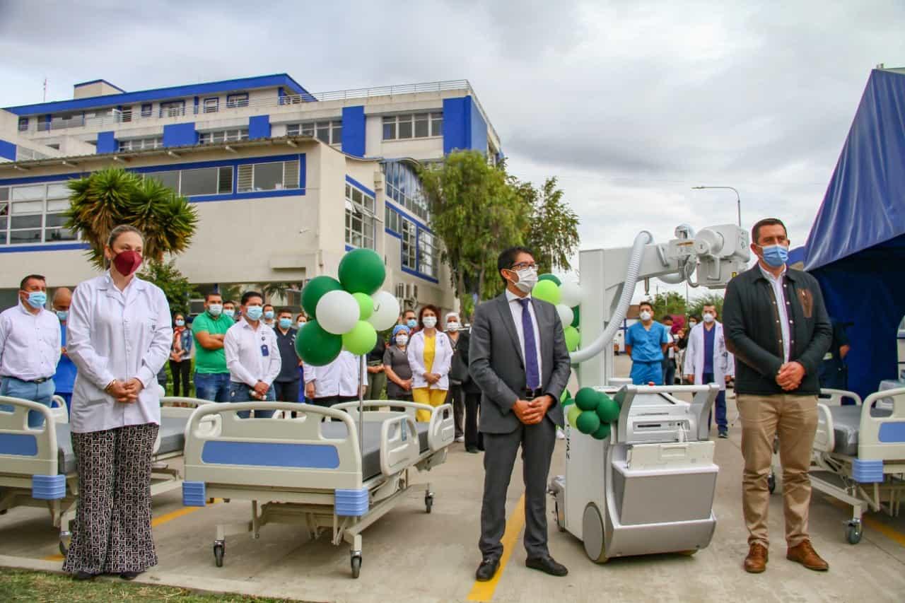 Con nuevos equipos biomédicos el Hospital Regional de Sogamoso impactará en la atención de salud a sus usuarios 1