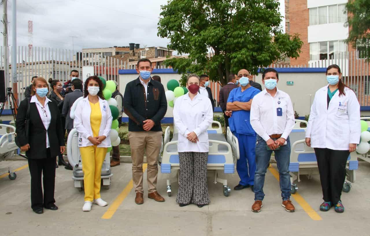Con nuevos equipos biomédicos el Hospital Regional de Sogamoso impactará en la atención de salud a sus usuarios 2