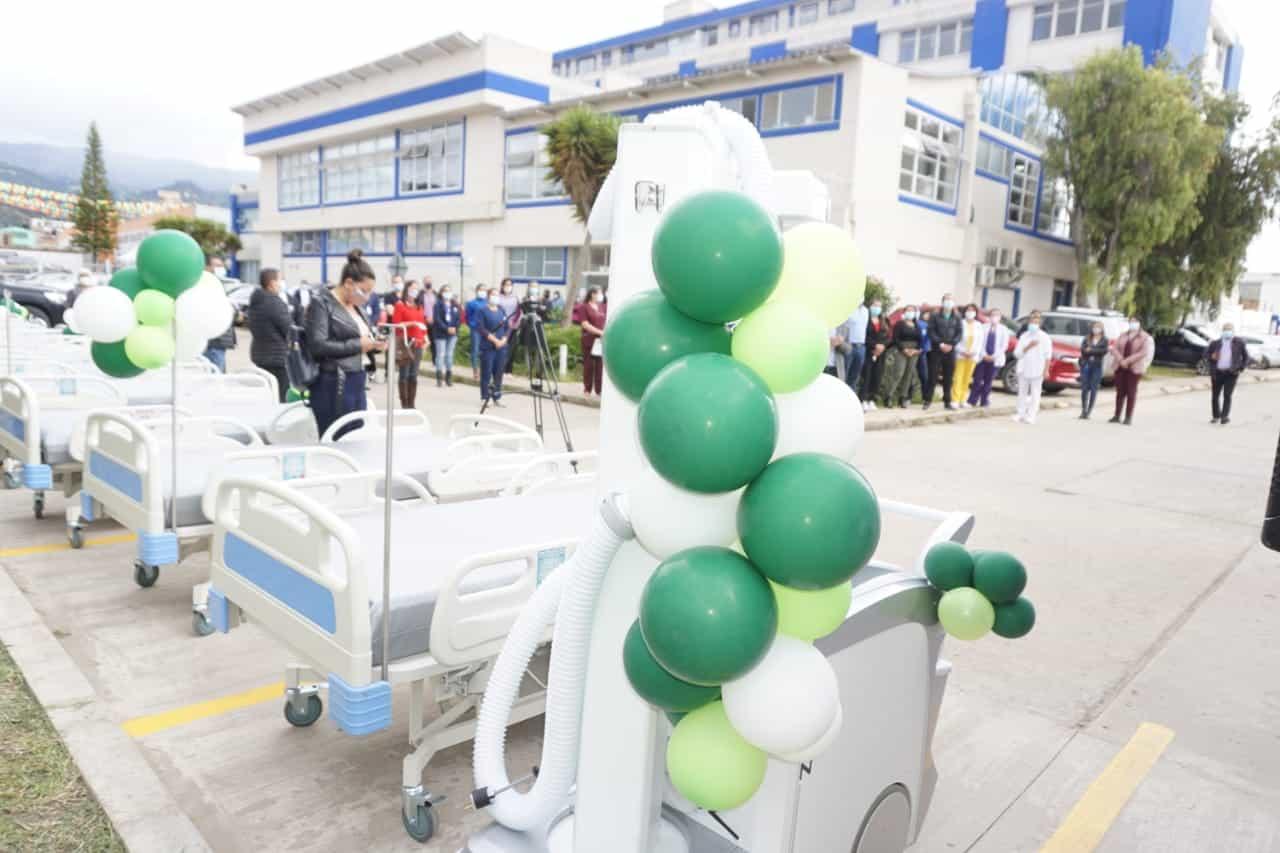 Con nuevos equipos biomédicos el Hospital Regional de Sogamoso impactará en la atención de salud a sus usuarios 3