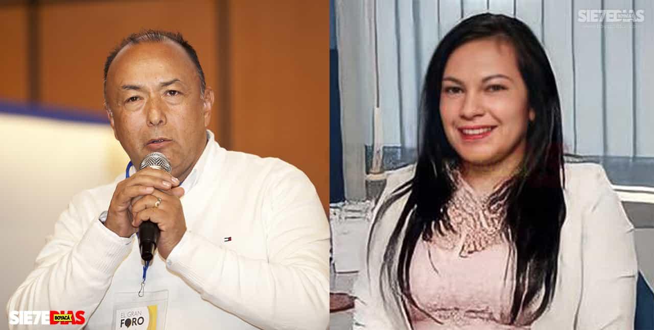 Que Gustavo Puentes ya presentó la terna para alcalde de Duitama #Tolditos7días 1