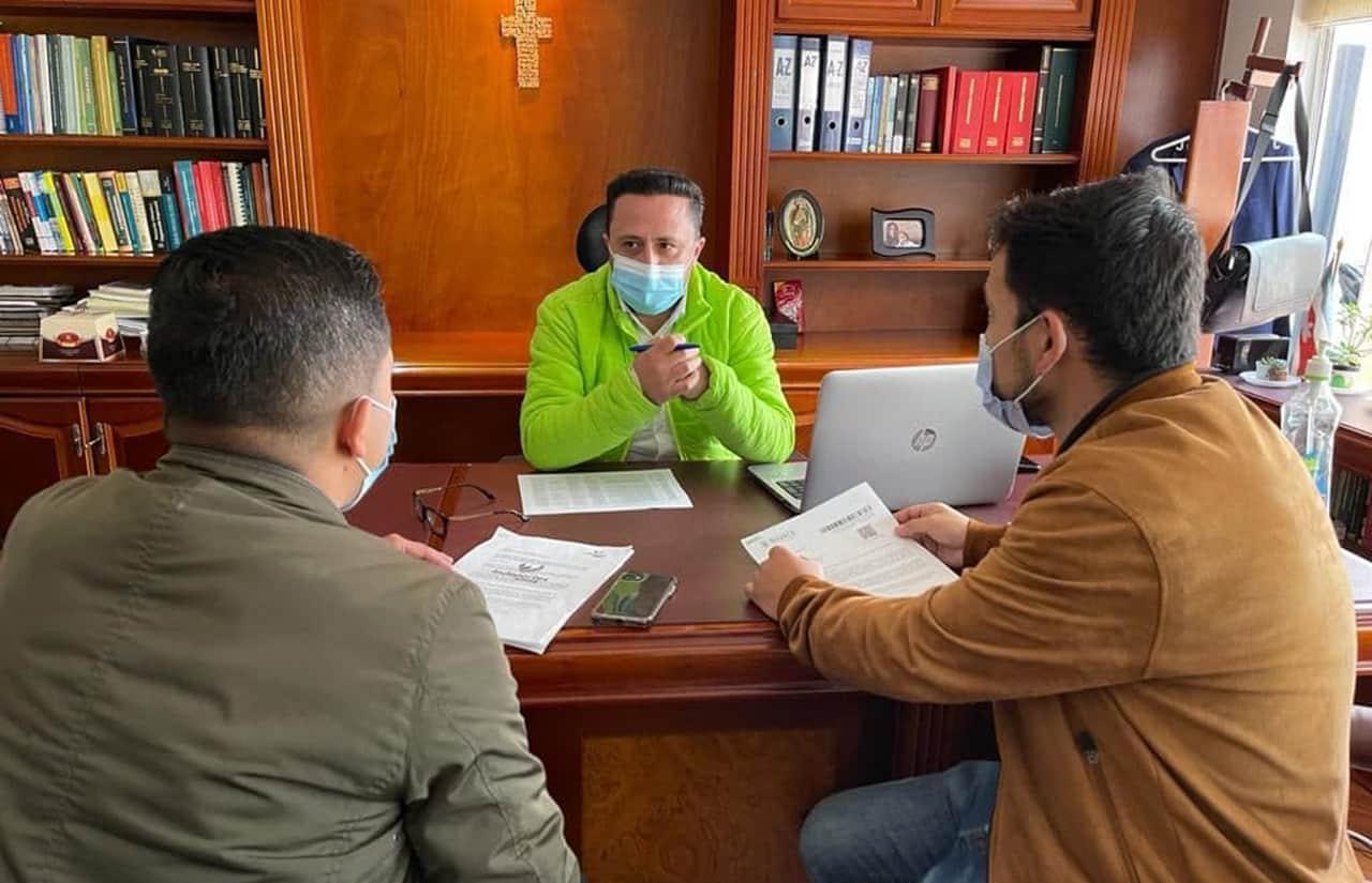 ¿Qué tantos impuestos estamos pagando en medio de la pandemia? El secretario de Hacienda de Boyacá nos explica en #LaEntrevista7días 5