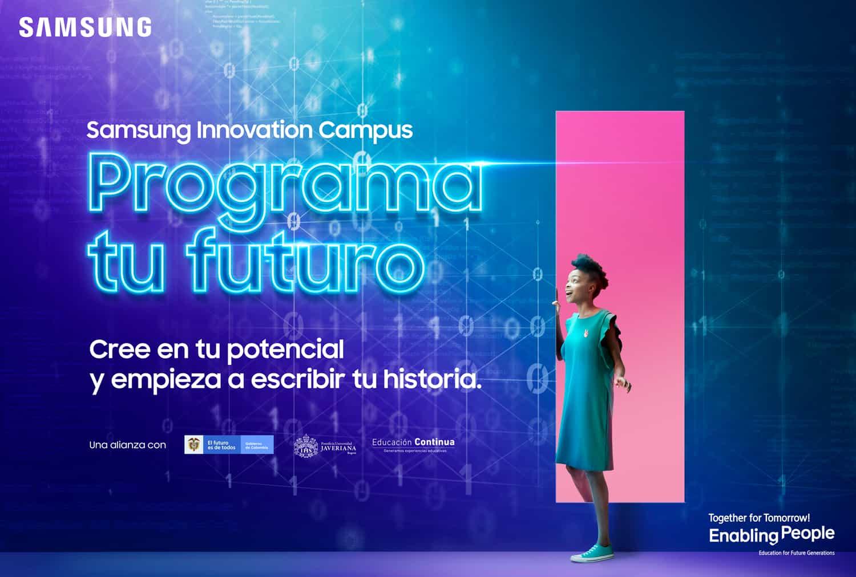 Samsung y la Pontificia Universidad Javeriana certifican a 450 jóvenes en codificación y programación 1