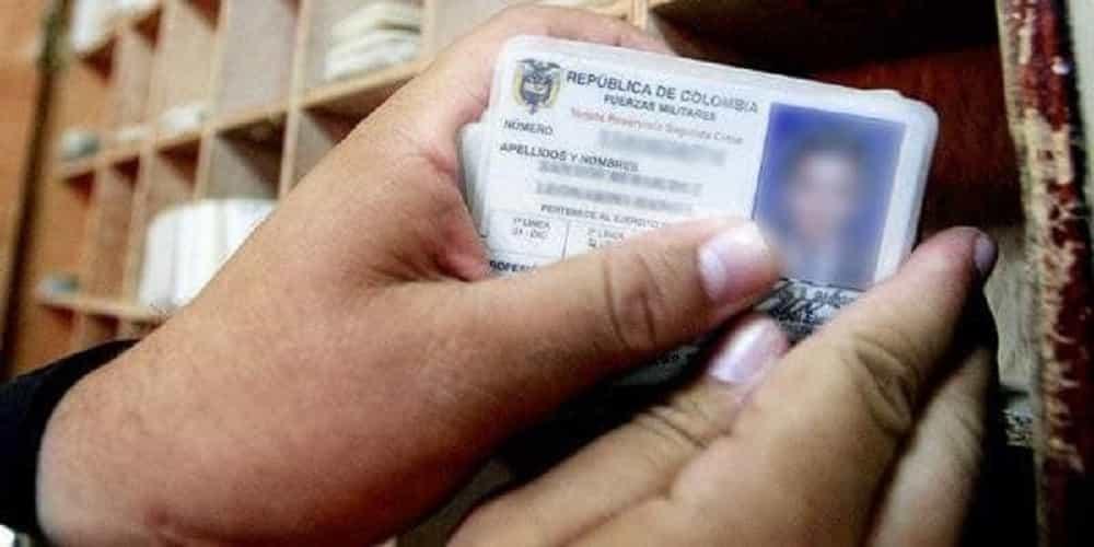 No se debe exigir la tarjeta militar para el ingreso a un empleo #Tolditos7días 1