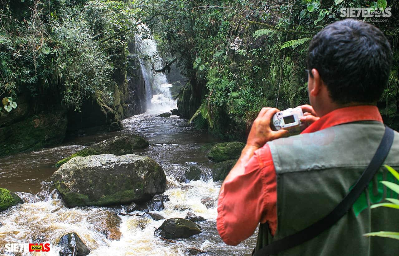 [Galería] - ¿Ya conoce las cascadas de Moniquirá? Aquí le contamos de lo que se está perdiendo #AlNatural 2