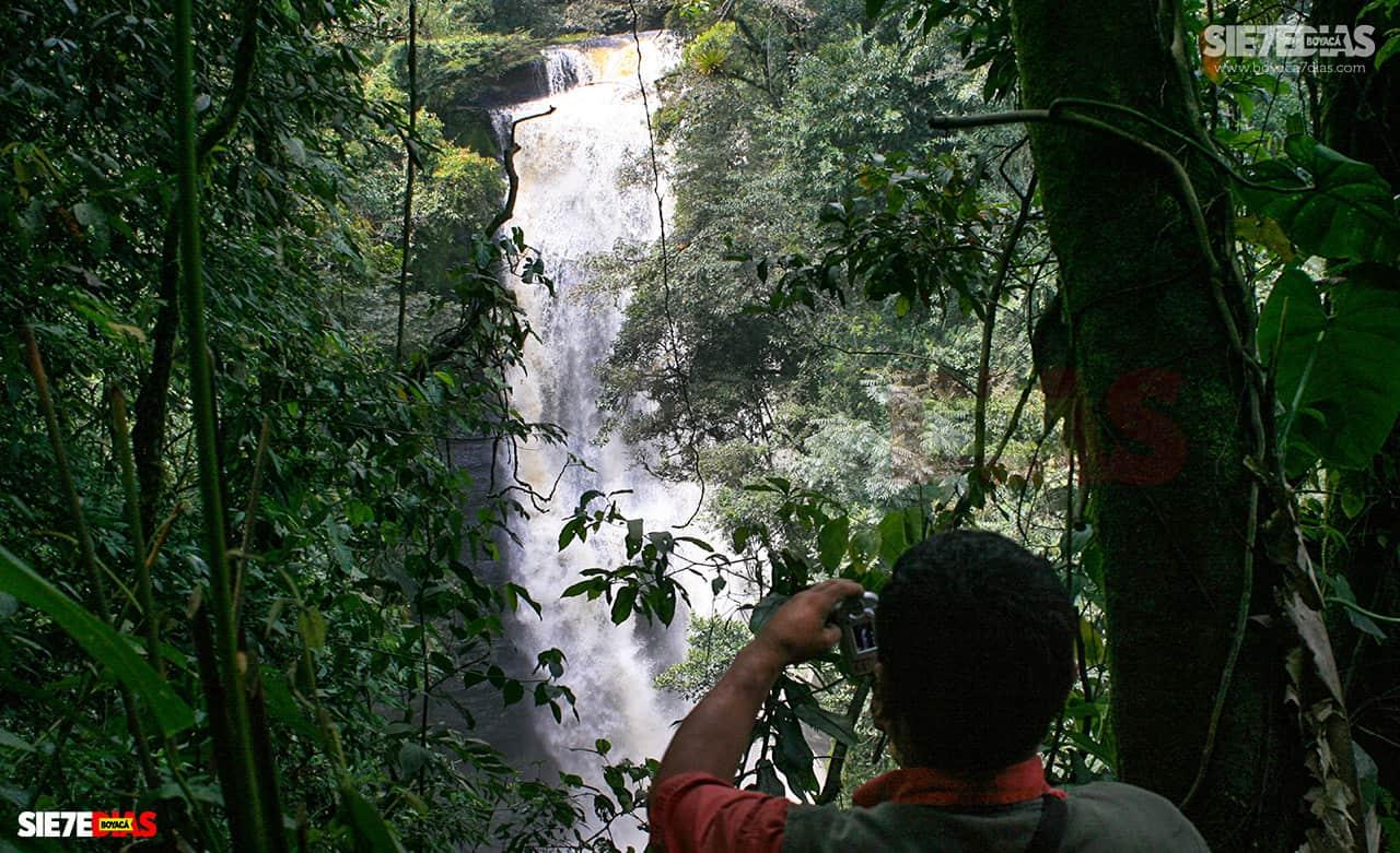 [Galería] - ¿Ya conoce las cascadas de Moniquirá? Aquí le contamos de lo que se está perdiendo #AlNatural 5
