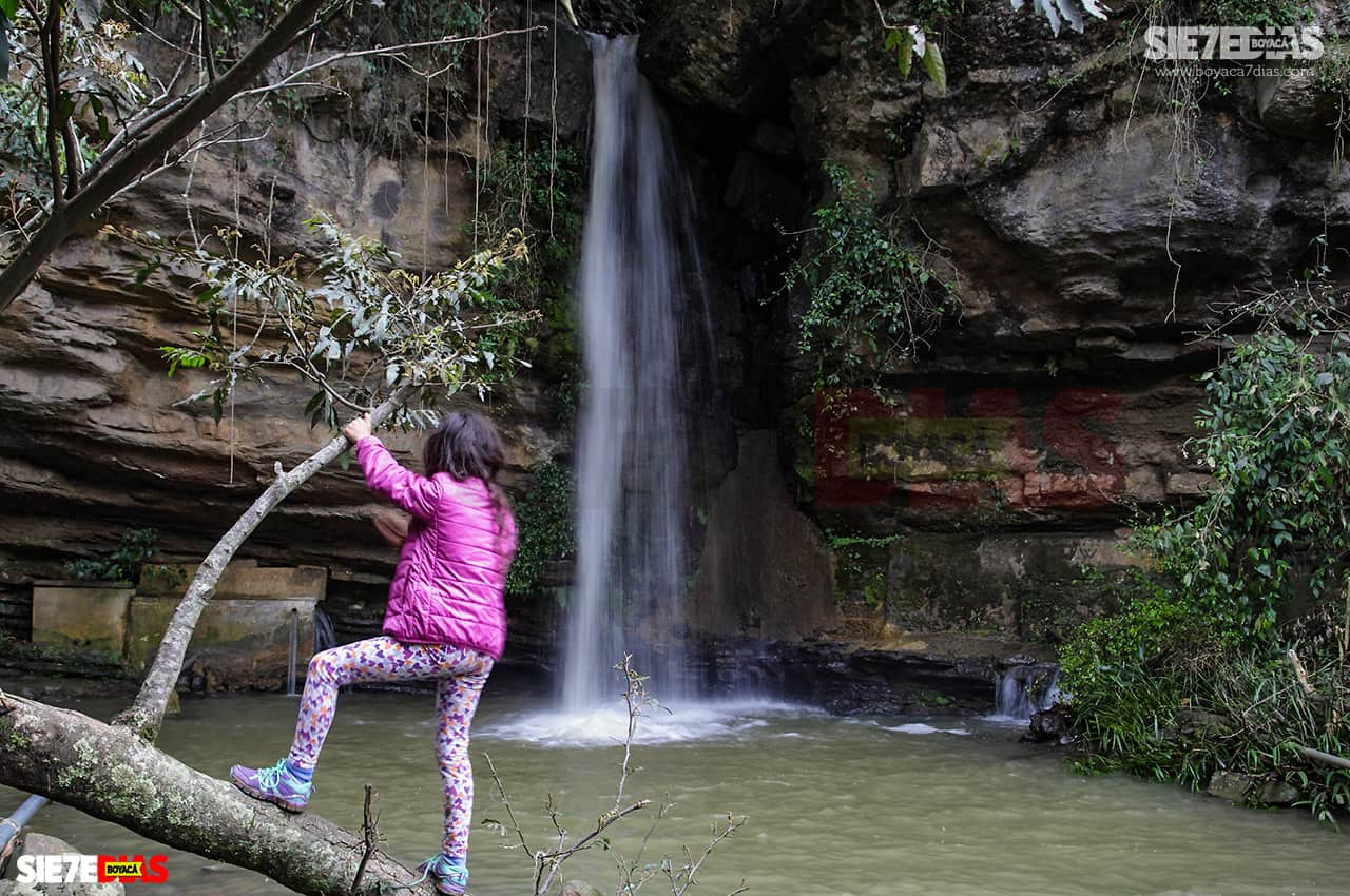 [Galería] - ¿Ya conoce las cascadas de Moniquirá? Aquí le contamos de lo que se está perdiendo #AlNatural 9